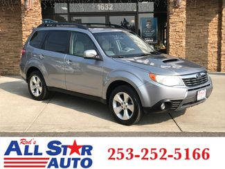 2010 Subaru Forester 2.5XT AWD in Puyallup Washington, 98371