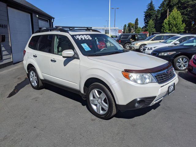 2010 Subaru Forester 2.5X Limited in Tacoma, WA 98409