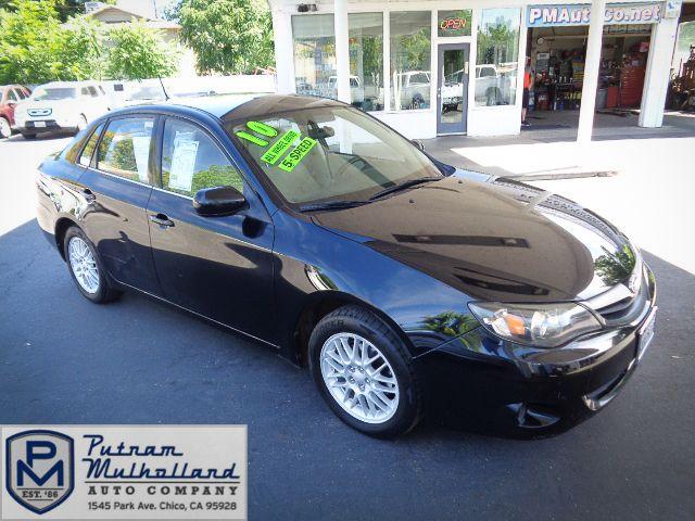 2010 Subaru Impreza i