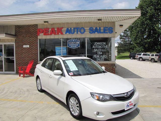2010 Subaru Impreza i Premium in Medina, OHIO 44256