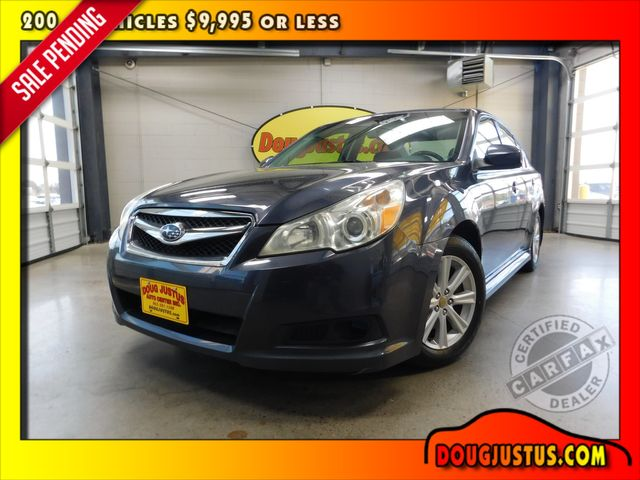 2010 Subaru Legacy Prem All-Wthr/Moon