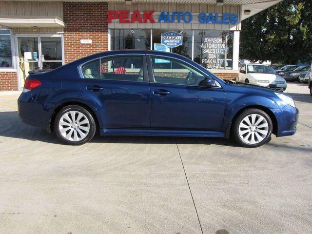 2010 Subaru Legacy Limited Pwr Moon