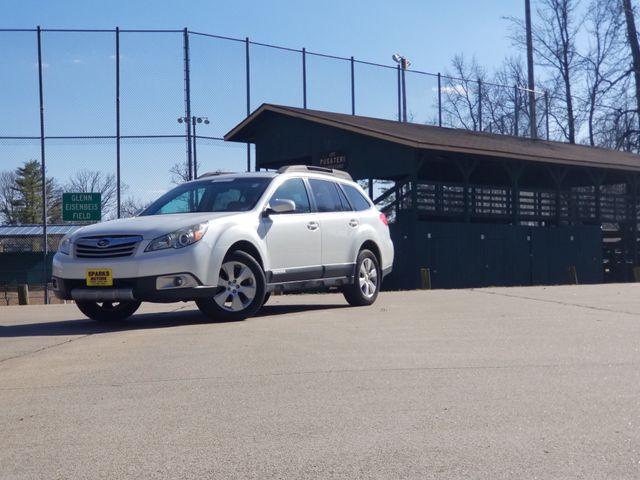 2010 Subaru Outback Ltd Pwr Moon