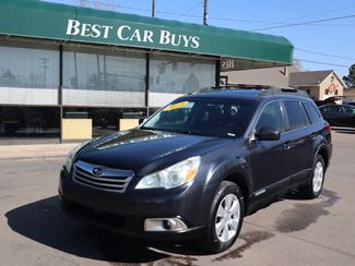 2010 Subaru Outback Ltd Pwr Moon/Navigation in Englewood, CO 80113