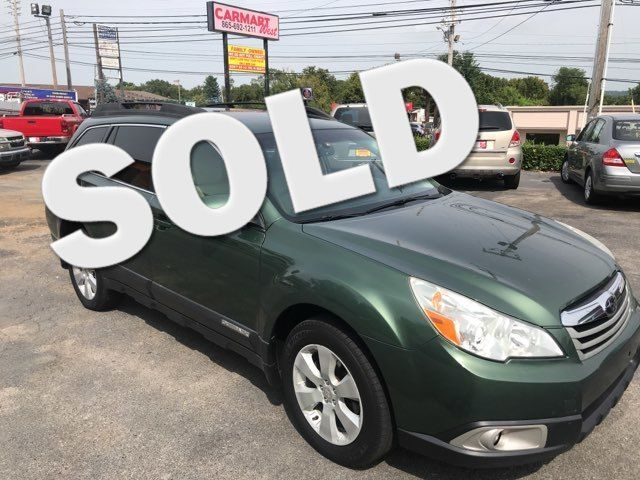 2010 Subaru Outback Premium Knoxville, Tennessee