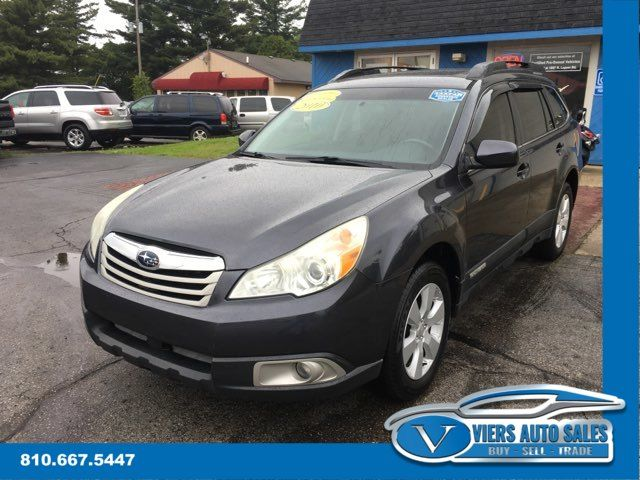 2010 Subaru Outback Premium All-Weather AWD