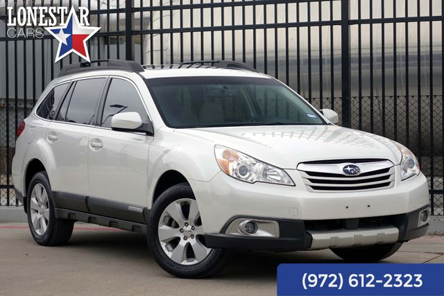 2010 Subaru Outback Limited Clean Carfax One Owner Leather