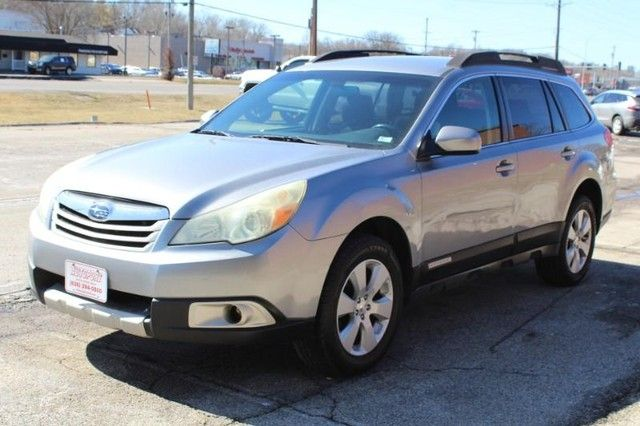 2010 Subaru Outback Premium All-Weather St. Louis, Missouri 7