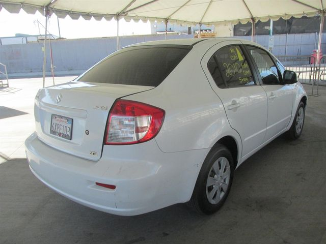 2010 Suzuki SX4 LE Popular Gardena, California 2