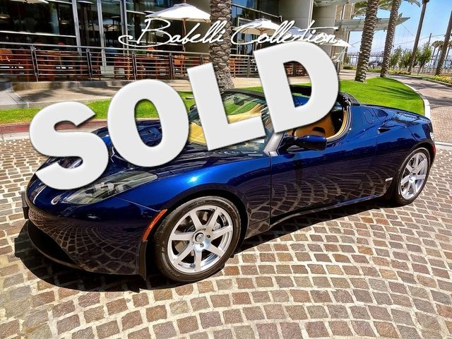 2010 Tesla Roadster S Lease 60-84 Month Income & Sales Tax Savings La Jolla, California 0