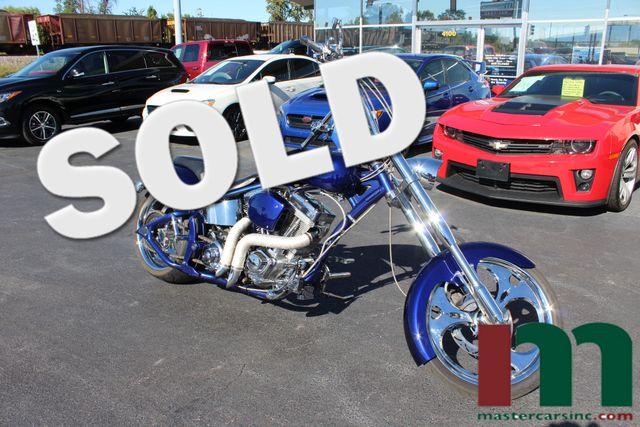 2010 Thunder Mountain Keystone Softail Chopper 124   Granite City, Illinois   MasterCars Company Inc. in Granite City Illinois