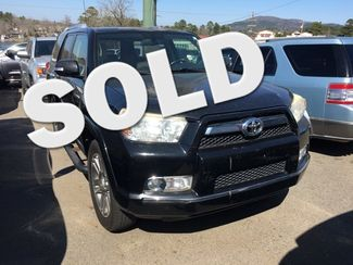 2010 Toyota 4Runner Limited - John Gibson Auto Sales Hot Springs in Hot Springs Arkansas