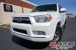 2010 Toyota 4Runner Limited 4x4 4WD SUV ~ 1 Owner AZ Car ~ Pearl White | MESA, AZ | JBA MOTORS in Mesa AZ