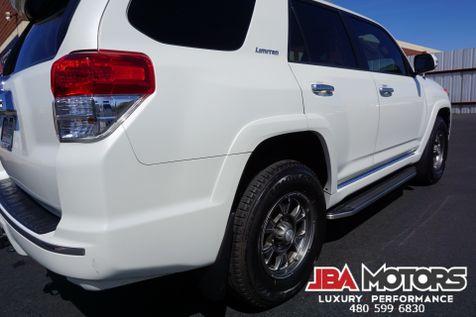 2010 Toyota 4Runner Limited 4x4 4WD SUV ~ 1 Owner AZ Car ~ Pearl White | MESA, AZ | JBA MOTORS in MESA, AZ