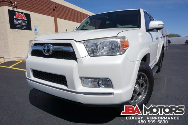2010 Toyota 4Runner Limited 4x4 4WD SUV ~ 1 Owner AZ Car ~ Pearl White | MESA, AZ | JBA MOTORS in Mesa AZ