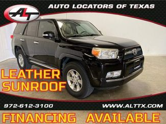 2010 Toyota 4Runner SR5 with LEATHER and SUNROOF in Plano, TX 75093