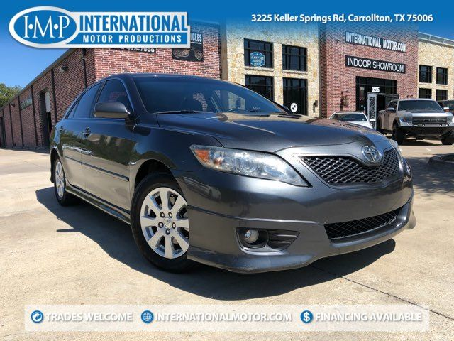 2010 Toyota Camry SE ONE OWNER