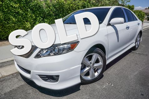 2010 Toyota Camry LE in Cathedral City