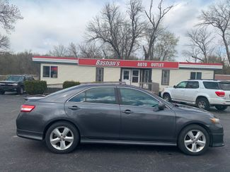 2010 Toyota Camry 4d Sedan XLE V6 in Coal Valley, IL 61240