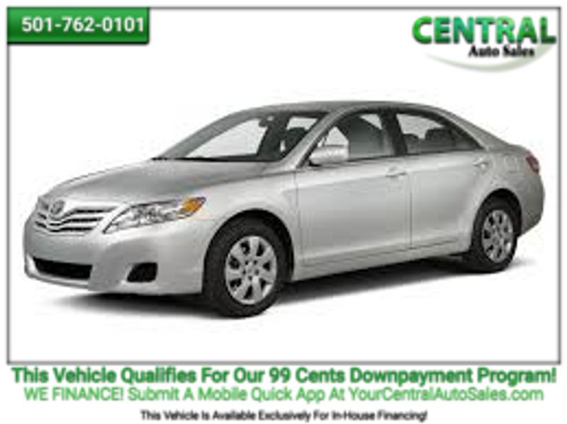 2010 Toyota CAMRY  | Hot Springs, AR | Central Auto Sales in Hot Springs AR