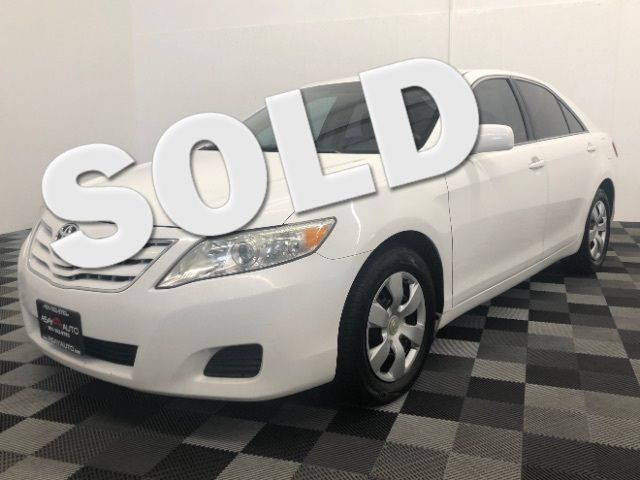 2010 Toyota Camry LE 6-Spd AT LINDON, UT