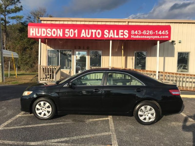 2010 Toyota Camry LE 6-Spd AT | Myrtle Beach, South Carolina | Hudson Auto Sales in Myrtle Beach South Carolina