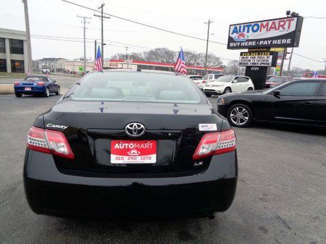 2010 Toyota Camry XLE   Nashville, Tennessee   Auto Mart Used Cars Inc. in Nashville, Tennessee