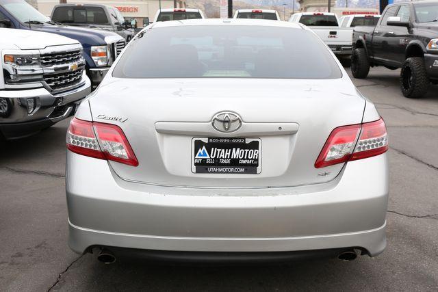 2010 Toyota Camry SE in Orem, Utah 84057