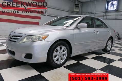 2010 Toyota Camry LE Sedan Auto 1 Owner 32mpg Cloth Silver Clean in Searcy, AR