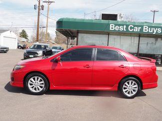 2010 Toyota Corolla S Englewood, CO 8