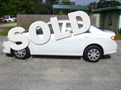 2010 Toyota COROLLA LE in Fort Pierce, FL