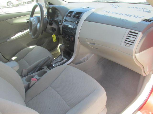 2010 Toyota Corolla LE Gardena, California 8