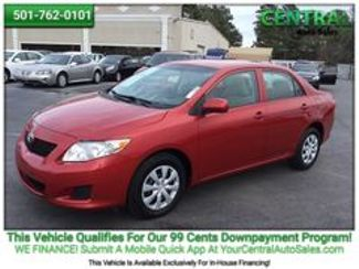 2010 Toyota COROLLA  | Hot Springs, AR | Central Auto Sales in Hot Springs AR