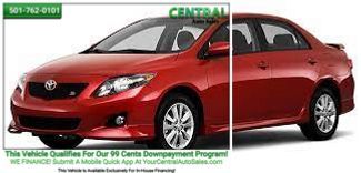 2010 Toyota Corolla    Hot Springs, AR   Central Auto Sales in Hot Springs AR