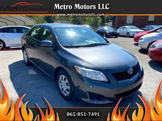 2010 Toyota Corolla Base 5-Speed MT in Knoxville, Tennessee 37917