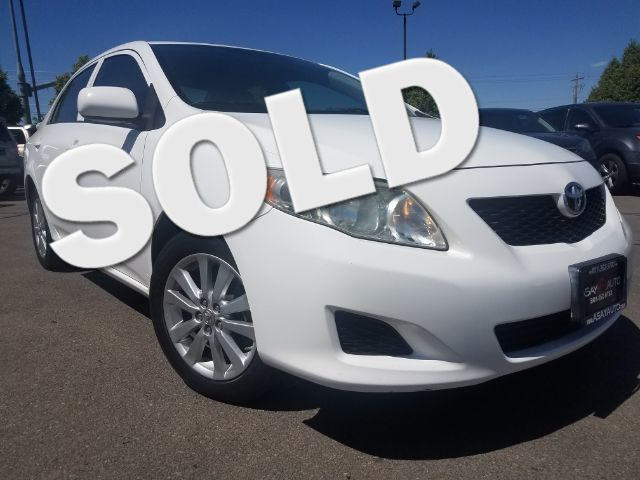 2010 Toyota COROLLA LE LE 4-Speed AT LINDON, UT