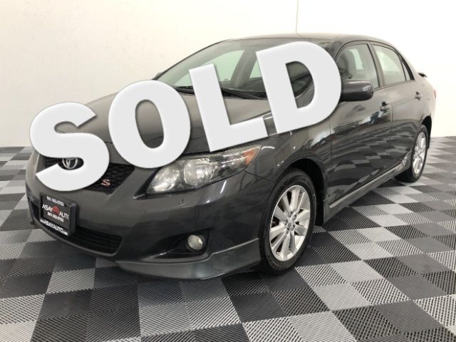 2010 Toyota Corolla S 4-Speed AT LINDON, UT