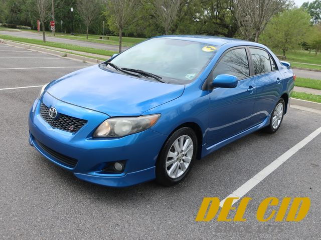 2010 Toyota Corolla S in New Orleans, Louisiana 70119