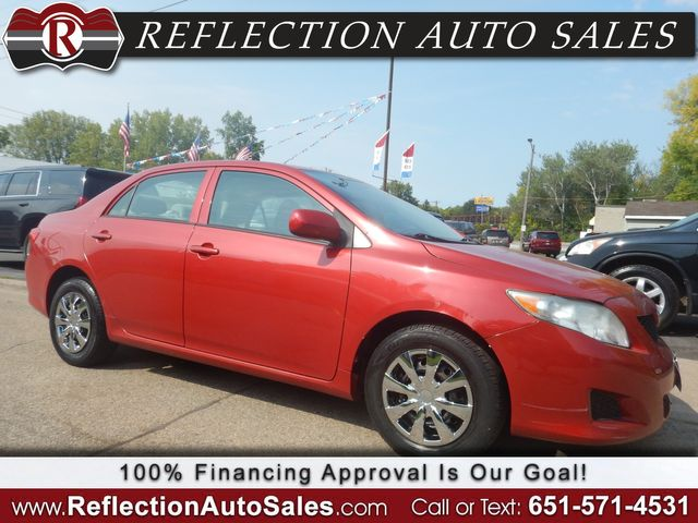 2010 Toyota Corolla in Oakdale, Minnesota 55128