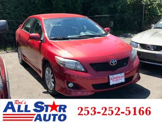 2010 Toyota Corolla S in Puyallup Washington, 98371