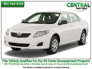 2010 Toyota COROLLA/PW  | Hot Springs, AR | Central Auto Sales in Hot Springs AR