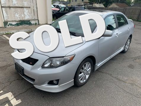 2010 Toyota Corolla S  in West Springfield, MA