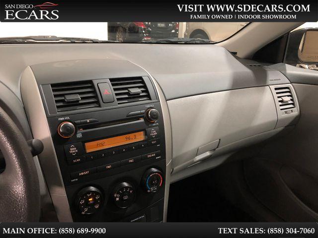 2010 Toyota Corolla LE in San Diego, CA 92126