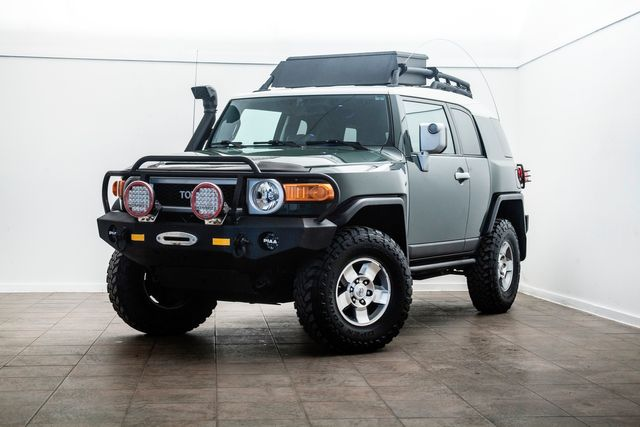 2010 Toyota FJ Cruiser 4x4 Lifted With Upgrades Only 43K Miles in Addison, TX 75001