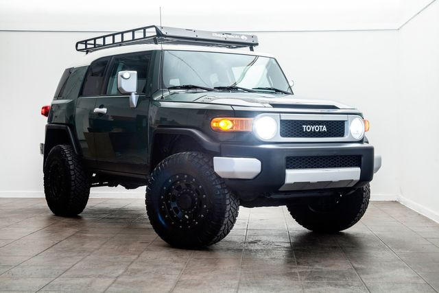 2010 Toyota FJ Cruiser 4WD Lifted With Upgrades in Addison, TX 75001
