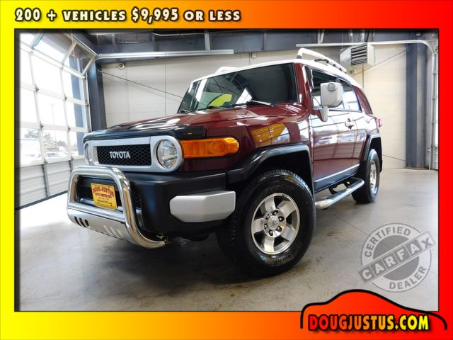 2010 Toyota FJ Cruiser in Airport Motor Mile ( Metro Knoxville ), TN 37777