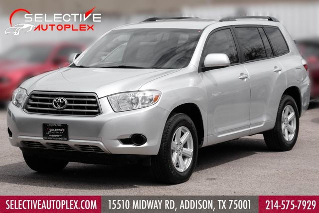 2010 Toyota Highlander Base in Addison, TX 75001