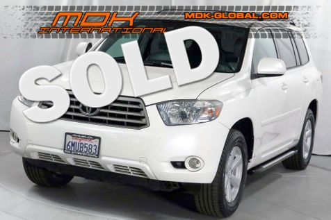 2010 Toyota Highlander SE - Leather - 3rd row seats - sunroof in Los Angeles