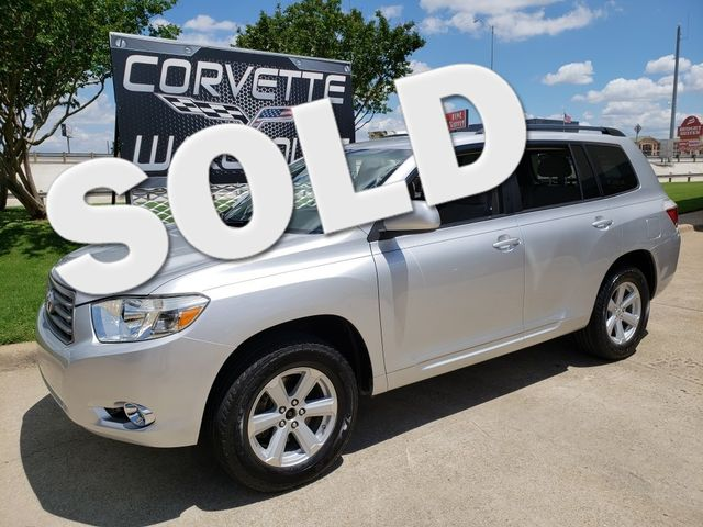 2010 Toyota Highlander SUV Auto, Keyless Entry, Alloy Wheels, Only 56k! | Dallas, Texas | Corvette Warehouse  in Dallas Texas