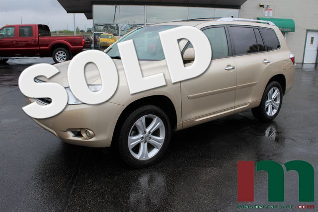 2010 Toyota Highlander Limited | Granite City, Illinois | MasterCars Company Inc. in Granite City Illinois
